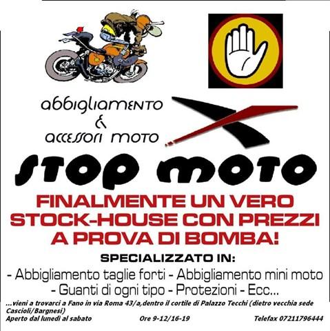 stop moto
