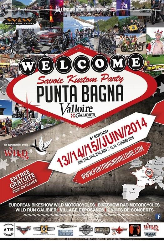 Savoie custom party 2014 motoraduno valloire francia 13 - Bagna ascoli piceno ...